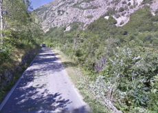 La Guida - Chiusa per due giorni la strada per Sant'Anna di Vinadio