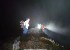 La Guida - Continuano le ricerche dell'escursionista disperso in alta valle Gesso