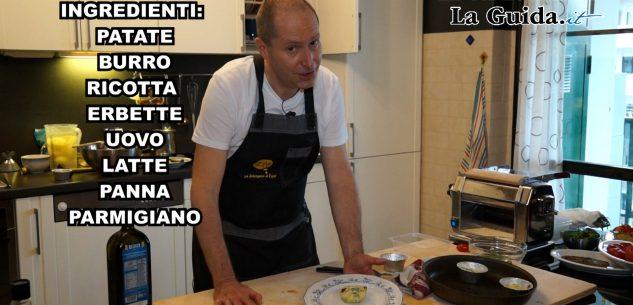 La Guida - Tortini con patate (video)