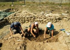 La Guida - Riprese le esplorazioni archeologiche a Costigliole Saluzzo