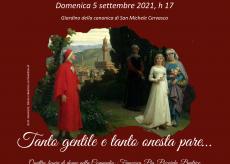 La Guida - Letture dantesche, domenica a San Michele di Cervasca