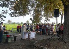 La Guida - Roata Chiusani, un momento di festa per la comunità