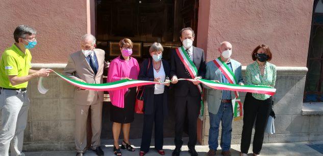 """La Guida - Inaugurato a Borgo """"MEMO4345"""", percorso multimediale sulla memoria"""