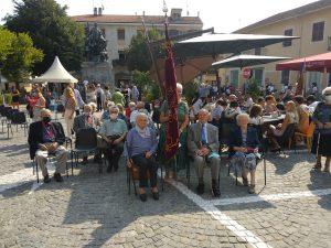 Peveragno festa delle leve 95enni
