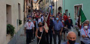 La Guida - Ritorno in piazza per la feste delle leve a Peveragno