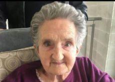 La Guida - La scomparsa di Anna Maria Mellano, testimone del tragico 19 settembre 1943 a Boves