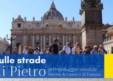 """La Guida - """"Sulle strade di Pietro"""", il documentario del pellegrinaggio alla Santa Sede"""