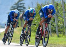 La Guida - Oro per Matteo Sobrero con la staffetta mista negli Europei di ciclismo