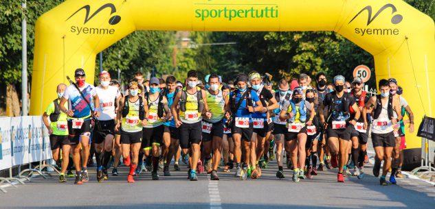 La Guida - Giordano, Dalmasso, Preve e Beccaria vincono il III Bisalta Trail