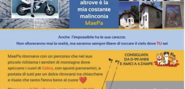 La Guida - Domenica torna la camminata per ricordare Gabriele Fantino