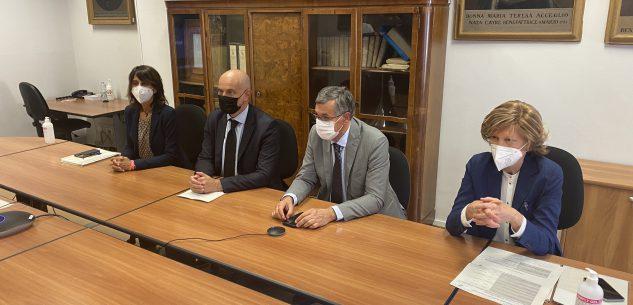 """La Guida - """"Cuneo non perderà la sua eccellenza sanitaria"""", parola di Icardi"""