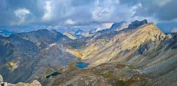 La Guida - Monte Scaletta e Cima del lago Carbonè
