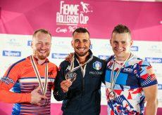 La Guida - Skiroll, Emanuele Becchis per la terza volta è campione del mondo