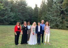 La Guida - Bernezzo, buona la prima dell'aperi-concerto di villa Villanis