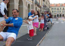 La Guida - Oggi, domenica 19 settembre, è Sport Day per le strade e le piazze di Cuneo
