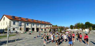 La Guida - Il playground di Piazza Foro Boario uno dei cuori pulsanti dello Sport Day
