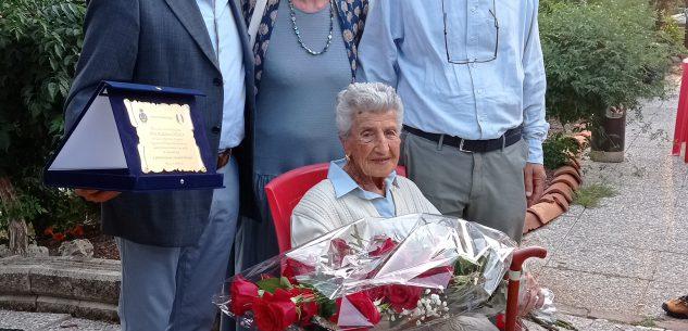 La Guida - 100 anni per Maria Maddalena Gazzola