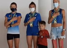 La Guida - Oro europeo a squadre per Eufemia Magro nella corsa in montagna Master