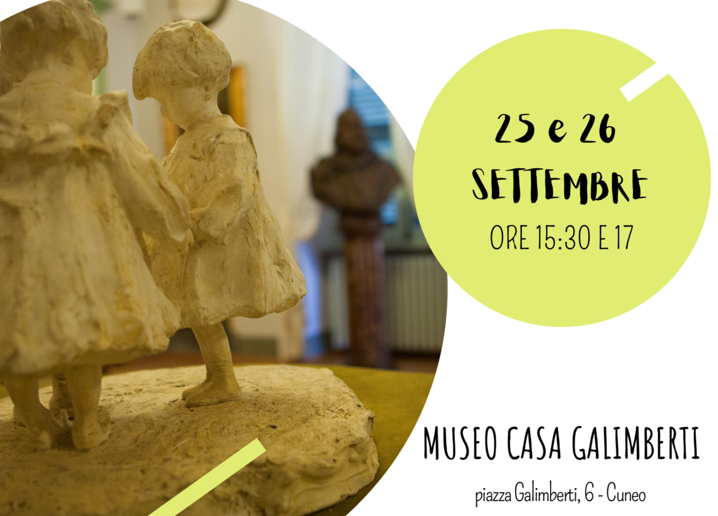 Giornate Europee del Patrimonio al Museo Casa Galimberti