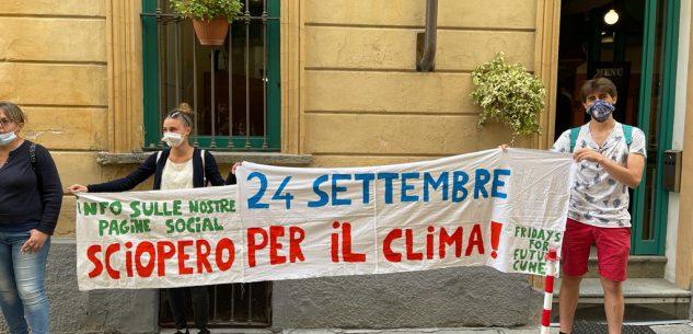 """La Guida - Venerdì lo """"sciopero globale per il clima"""""""