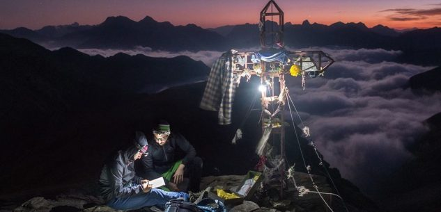 """La Guida - """"Portami lassù"""", immagini di montagna ricordando Luca (video)"""