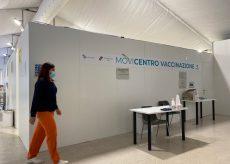 La Guida - In Piemonte somministrate altre 16.712 dosi di vaccino