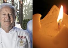 La Guida - Deceduto Renzo Vivalda, chef di alta cucina internazionale con le eccellenze locali