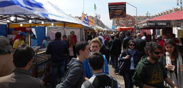 La Guida - A Cuneo ritorna il Mercato Europeo, fino a domenica
