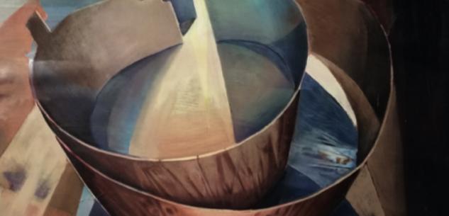 La Guida - Le cittadelle di Livio Politano sospese tra luce e forme geometriche, tra colori e spazi