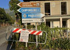 La Guida - Pradleves, deviazione del traffico per lavori al pattinaggio