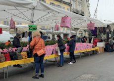 La Guida - Ad Alba torna il mercato ambulante della domenica