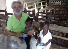 La Guida - Su Rai Uno la testimonianza  in diretta di padre Massimo Miraglio dall'inferno di Haiti