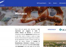 La Guida - Il volo da Levaldigi a Monaco sospeso per ottobre e novembre
