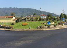 La Guida - Rifreddo, asfaltate la strada provinciale 26 e la rotonda del cimitero