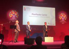 """La Guida - Premio """"Sosteniblità e Innovazione"""" al Gruppo Egea"""