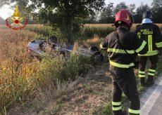 La Guida - Peveragno: due feriti in un incidente stradale