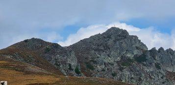La Guida - Bric Boscasso e il Pic Nord del Font Sancte
