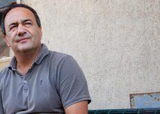 """La Guida - """"Io sto con Mimmo Lucano. La solidarietà non è un reato"""", presidio a Cuneo"""