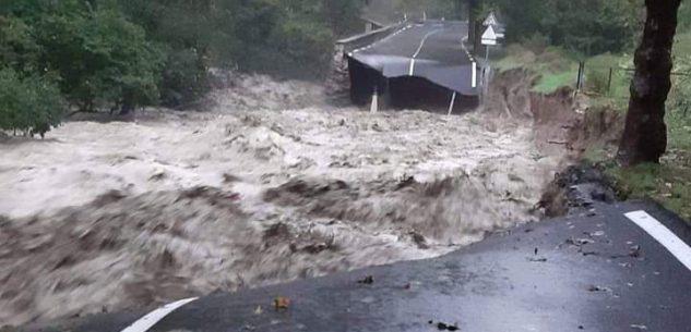 La Guida - Un anno fa il 2 ottobre il racconto dei disastri delle valli Roya, Vermenagna, Gesso e Tanaro