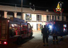 La Guida - Fuga di gas, esplosione in una casa a Savigliano, due feriti