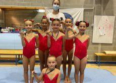 La Guida - Cuneoginnastica, debutto regionale della squadra Gold