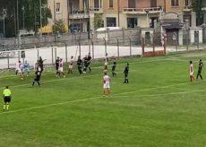 La Guida - Eccellenza: Cuneo in extremis, Pro Dronero in goleada