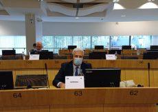 La Guida - Il presidente della Provincia a Bruxelles