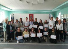 La Guida - Borgo, consegnati i premi agli alunni più meritevoli di terza media