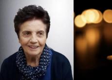 """La Guida - Addio alla """"maestra di tutti"""" Alessandra Renaudo, aveva 83 anni"""
