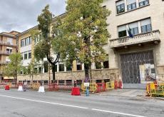La Guida - Dopo l'incidente la scuola Einaudi viene messa in sicurezza