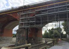 La Guida - Ponte sul Gesso, torna (per ora) il transito su due corsie in ingresso