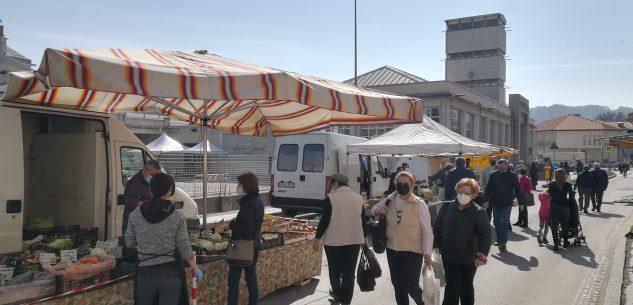La Guida - Borgo, da giovedì 14 il mercato torna nell'area Bertello