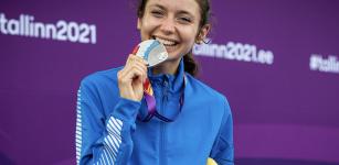 La Guida - Anna Arnaudo, secondo posto assoluto e titolo tricolore Promesse nei 10 km.