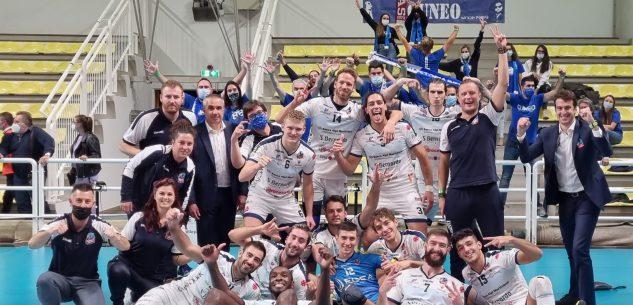 La Guida - Volley maschile, Cuneo si aggiudica in rimonta il tie-break a Cantù